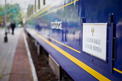 Golden Eagle Danube Express Exterior